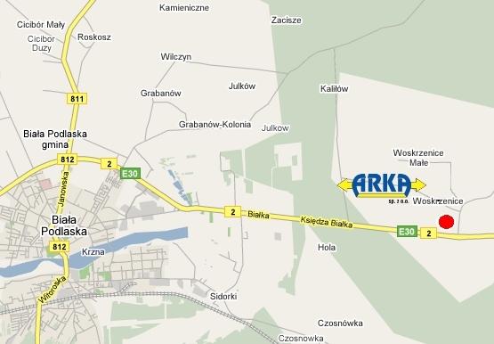 ARKA sp. z o.o. w Białej Podlaskiej